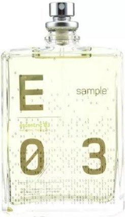 Escentric Molecules Molecule 02 TESTER EDT UNI 100ml