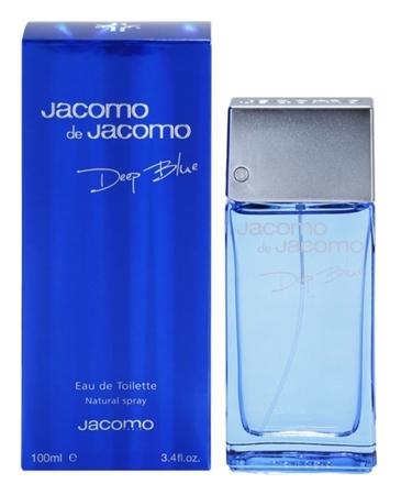 Jacomo De Jacomo Deep Blue EDT M 100ml