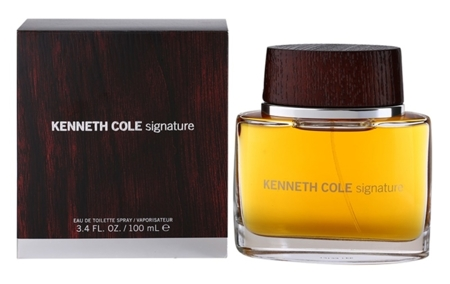 Kenneth Cole Signature EDT M 100ml