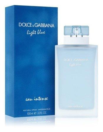 Dolce Gabbana LIGHT BLUE EAU INTENSE EDP 100 ml