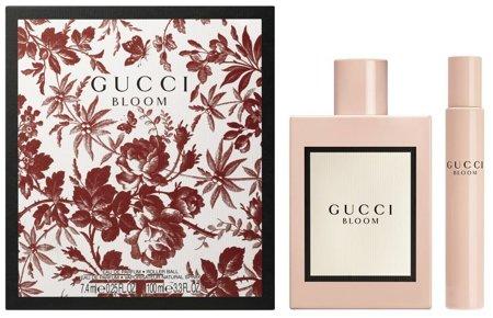 Gucci BLOOM EDP 100 ml + EDP 7.4 ml ZESTAW