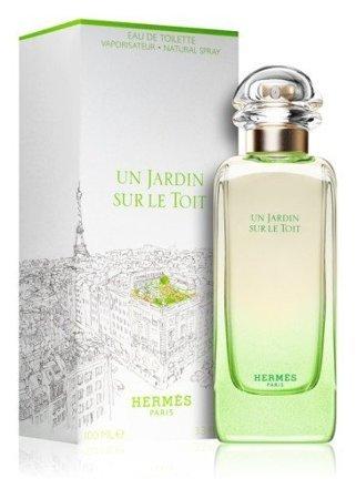 Hermes UN JARDIN SUR LE TOIT woda toaletowa 100 ml