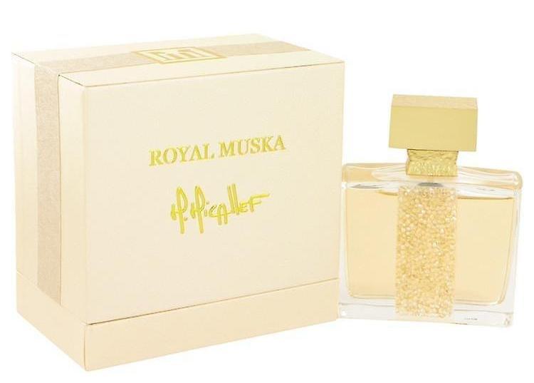M.Micallef ROYAL MUSKA woda perfumowana EDP 100 ml