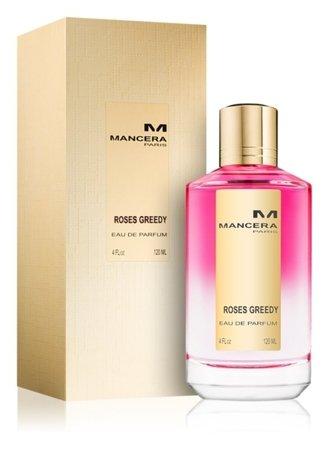 Mancera ROSES GREEDY woda perfumowana UNI 120 ml