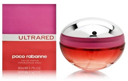 Paco Rabanne Ultrared Women TESTER EDP W 80ml