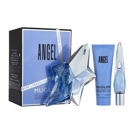 Thierry Mugler ANGEL EDP 50 ml + 10ml +balsam 50ml