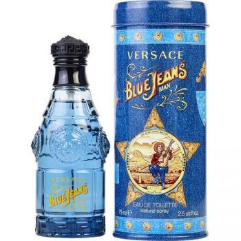 Versace BLUE JEANS MAN woda toaletowa EDT 75 ml